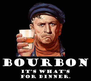 bourbon for dinner fb mar 16