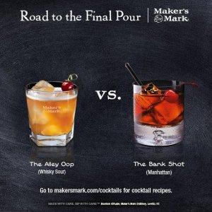 makers final pour tw mar 16