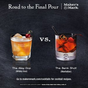makers final pour tw mar 16