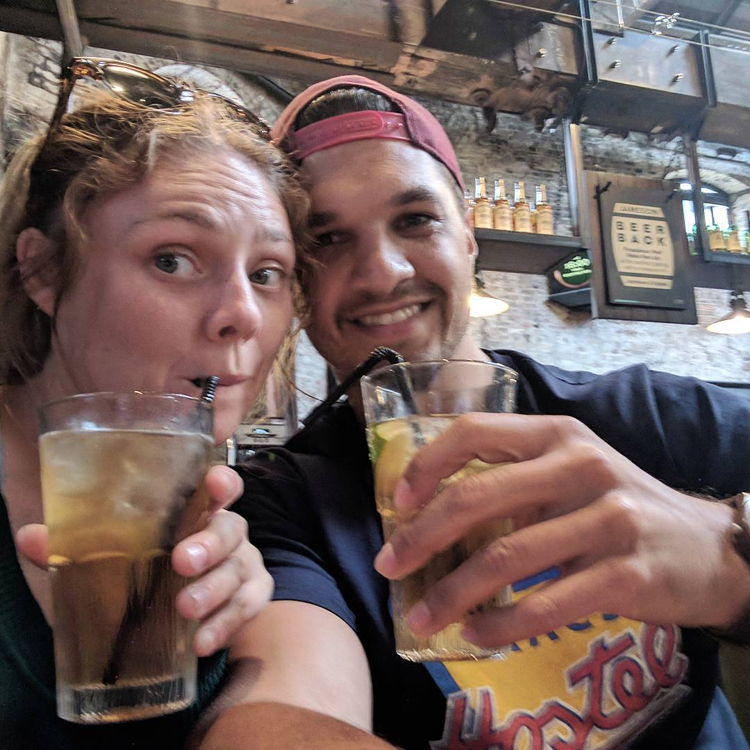 Too Much To Drink Anth: Kelli Boogemans (@kjboogs) • Jameson 40% Alcohol
