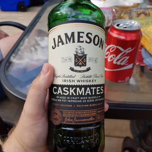 jameson and coca cola