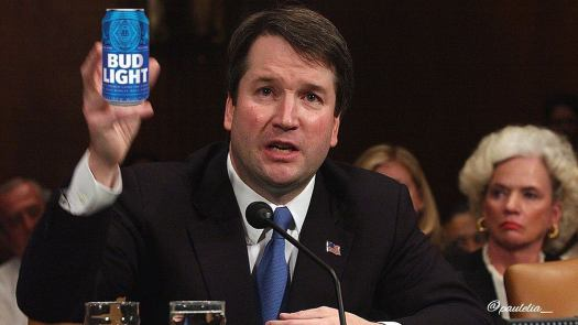 bud light kavanaugh