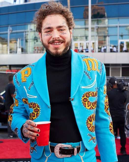 bud light post malone