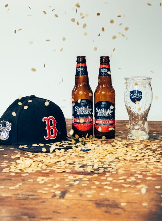 sam adams red sox