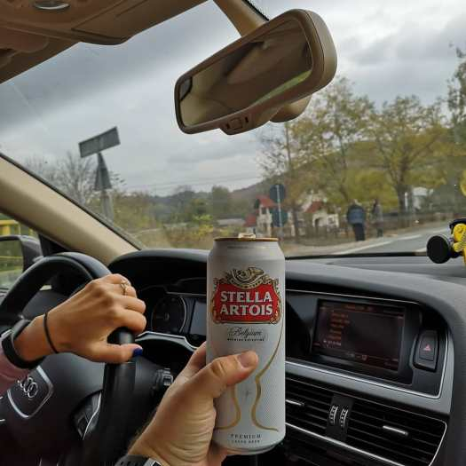 stella artois drunk driving mondays