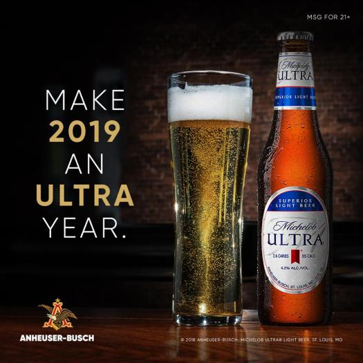 michelob new year
