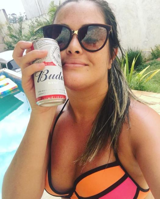 budweiser diana marcones