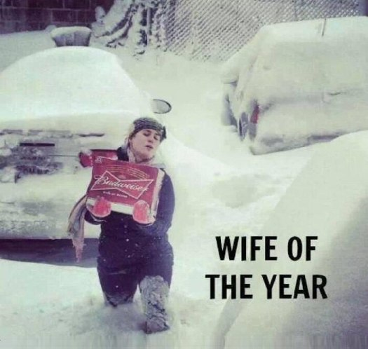 budweiser wife of the year